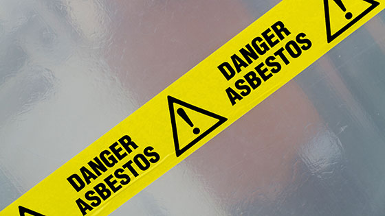 Finding Asbestos Mould During Home Renovation
